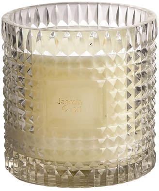 clear Bidk Home Bidkhome Jasmine Capri Etched Glass Scented Candle