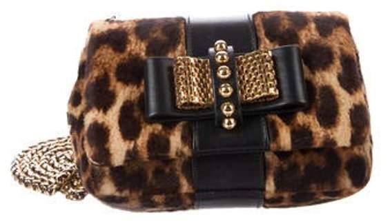 d0b66d22789 Mini Ponyhair Sweet Charity Bag Brown Mini Ponyhair Sweet Charity Bag