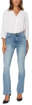 NYDJ Petite Slim Bootcut Tummy-Control Jeans