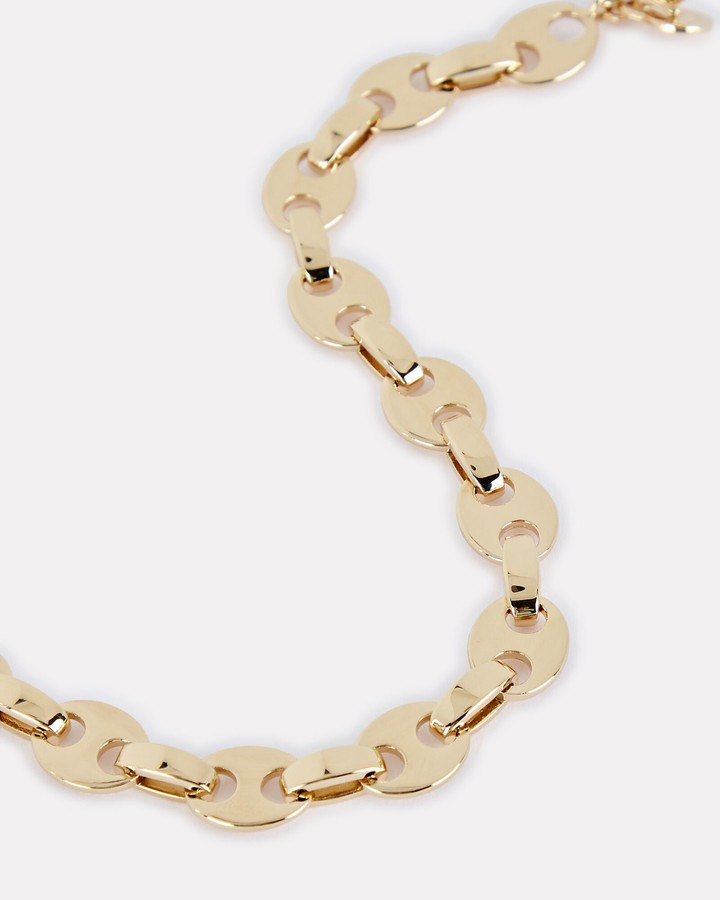 Thumbnail for your product : Paco Rabanne Eight Nano Chain-Link Bracelet