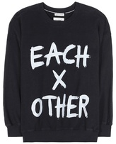 Each X Other Printed Cotton Sweatshirt
