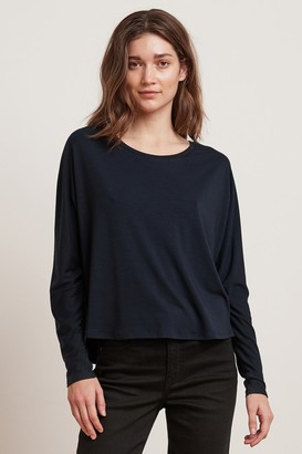 Velvet by Graham & Spencer Hannah Tencel Jersey Dolman Tee