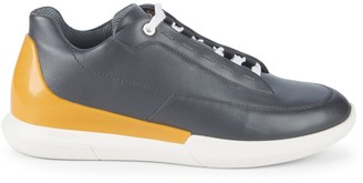 Bally Avier Leather Sneakers