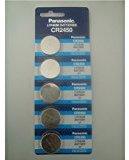 Panasonic 10pcs Cr2450 3v Coin Lithium Battery