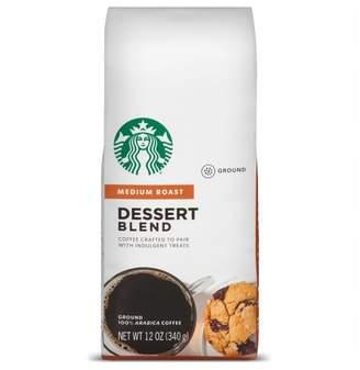 Starbucks Dessert Blend Medium Roast Ground Coffee - 12oz