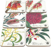 Maxwell & Williams Botanic Coasters Set of 6 Assorted