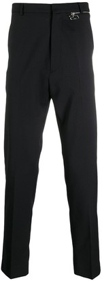 Cmmn Swdn zip-pocket tailored trousers