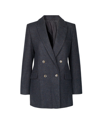 Samsoe & Samsoe Night Sky Ch. Bells Blazer 10878 - Small