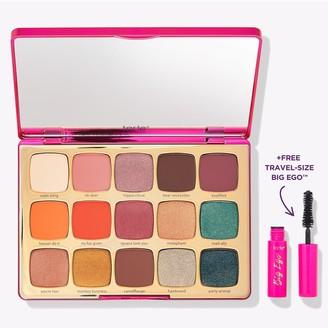 Tarte Unleashed Eyeshadow Palette & Travel-Size Big Ego Mascara