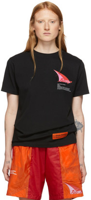 Heron Preston SSENSE Exclusive Black JUMP T-Shirt