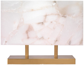 Jamie Young Ghost Horizon Table Lamp - Alabaster