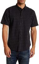 Ezekiel Traffic Short Sleeve Regular Fit Woven Shirt