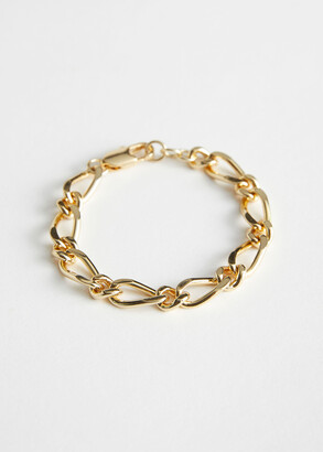 And other stories Chunky Chain Link Bracelet