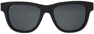 Friendie Frames Classic Stealth Black Polarised Lens (Audio Sunglasses) Black