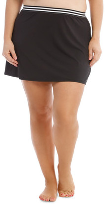 Regatta Skirt With Piping