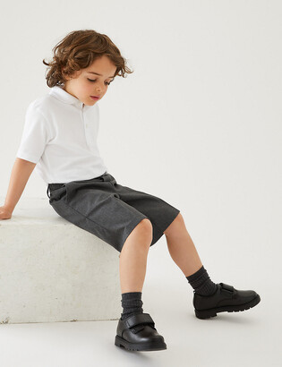 Marks and Spencer 2 Pack Boys' Plus Fit Adaptive Shorts