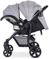 Combi Titanium Shuttle Travel System Infant Car Seat & Stroller