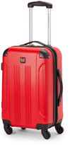"travelers club 20"" Red Charlotte Upright Spinner"