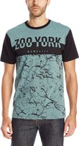 Zoo York Men's Zoo Hybrid Crew Short Sleeve Shirt