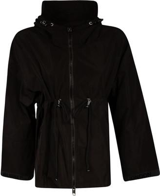 Burberry Drawstring Waist Jacket