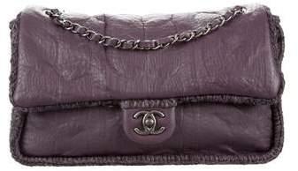 Chanel Paris-Edinburgh Chic Knit Small Flap Bag
