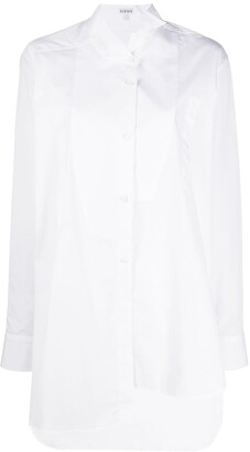 Loewe Asymmetric Button Up Shirt