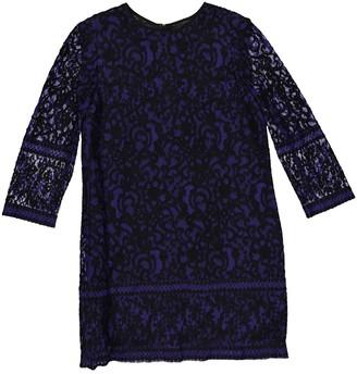 Erdem Purple Cotton Dress for Women