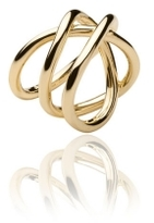 Jennifer Fisher Small Abstract Line Ring