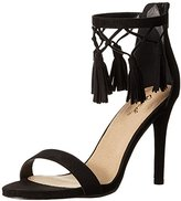 Qupid Women's High-Heel Dress Sandal