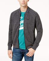 Superdry Men's Heathered Zip-Front Jacket