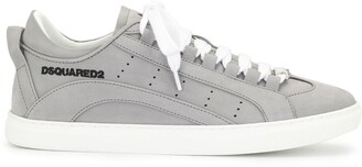 DSQUARED2 Perforated Low Top Sneakers