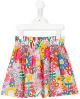Stella McCartney printed Nat skirt - kids - Organic Cotton - 6 yrs