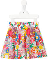 Stella McCartney printed Nat skirt