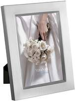 Vera Wang Satin Silver Frame, 4 x 6