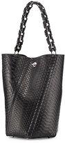Proenza Schouler Hex Medium Bucket Bag, Black