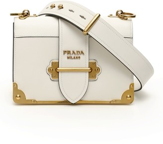 Prada Cahier Box Crossbody Bag