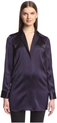 Thakoon Women's Button Front Tunic