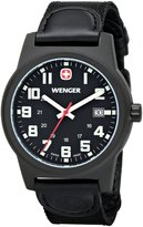 Wenger Men's 72815 Analog Display Swiss Quartz Watch