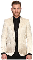Just Cavalli Gold Statemented Blazer