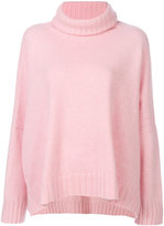 Ermanno Scervino roll neck jumper - women - Cashmere/Virgin Wool - 38