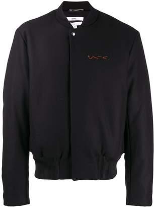 Oamc logo bomber jacket