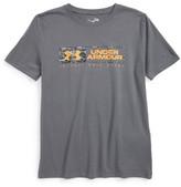 Under Armour Boy's Knockout Bar T-Shirt
