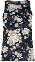 Alice & You **Alice & You Navy Printed Top