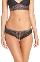 Free People Women's 'Hold The Line' Lace Briefs