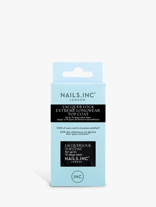 Nails Inc Lacquer Lock Top Coat, 14ml