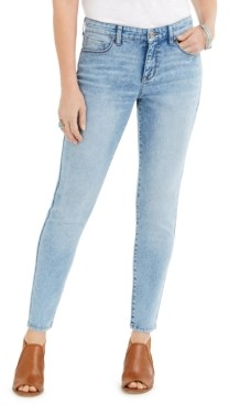 Style&Co. Style & Co Tummy-Control Curvy Skinny Jeans, Created for Macy's