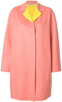 Emilio Pucci colour-block coat