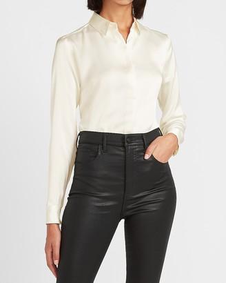 Express Satin Portofino Shirt