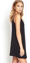 Forever 21 Double-V Slip Dress
