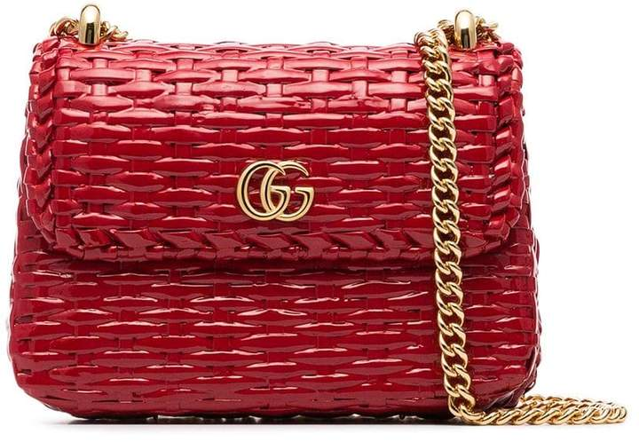ee4cdf5c0 Gucci Woven Bag - ShopStyle